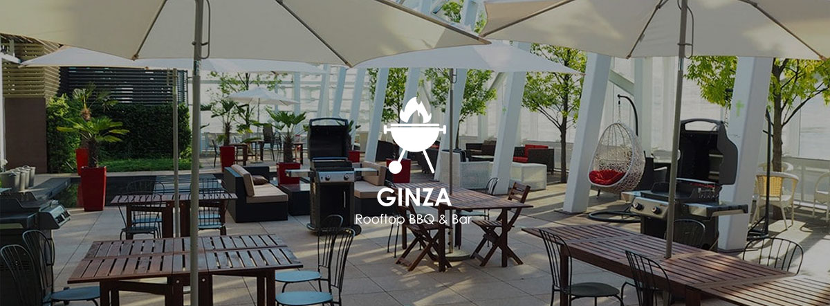 GINZA Rooftop BBQ & Bar